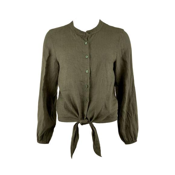 Black Colour - Black Colour Langærmet Skjorte