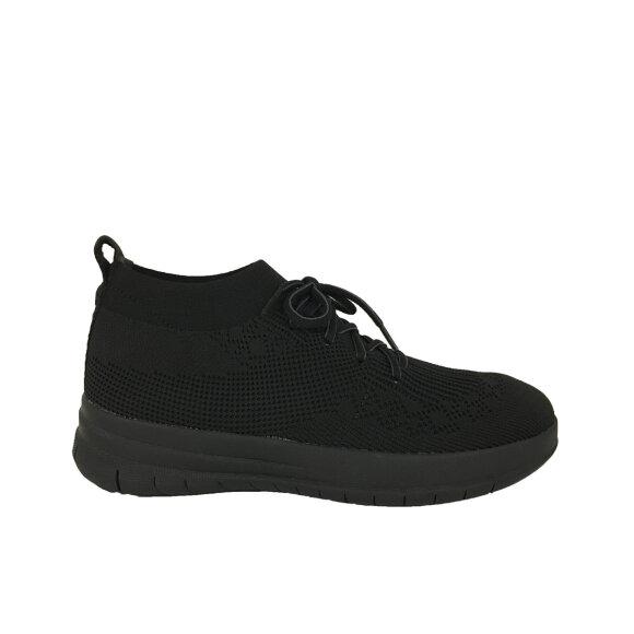 Fitflop - Fitflop Uberknit Slip-On High Top Sneakers