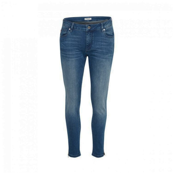 Denim Hunter - Denim Hunter Celina Zip Custom Jeans