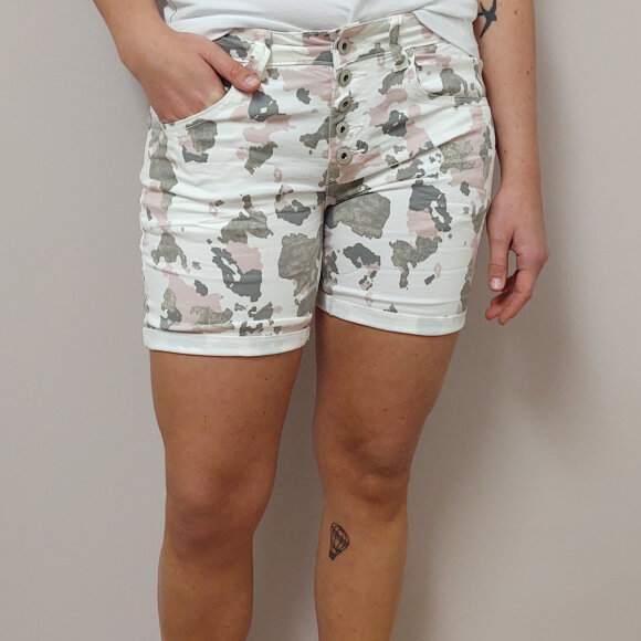 CAT&CO - Cat & Co. Army Shorts