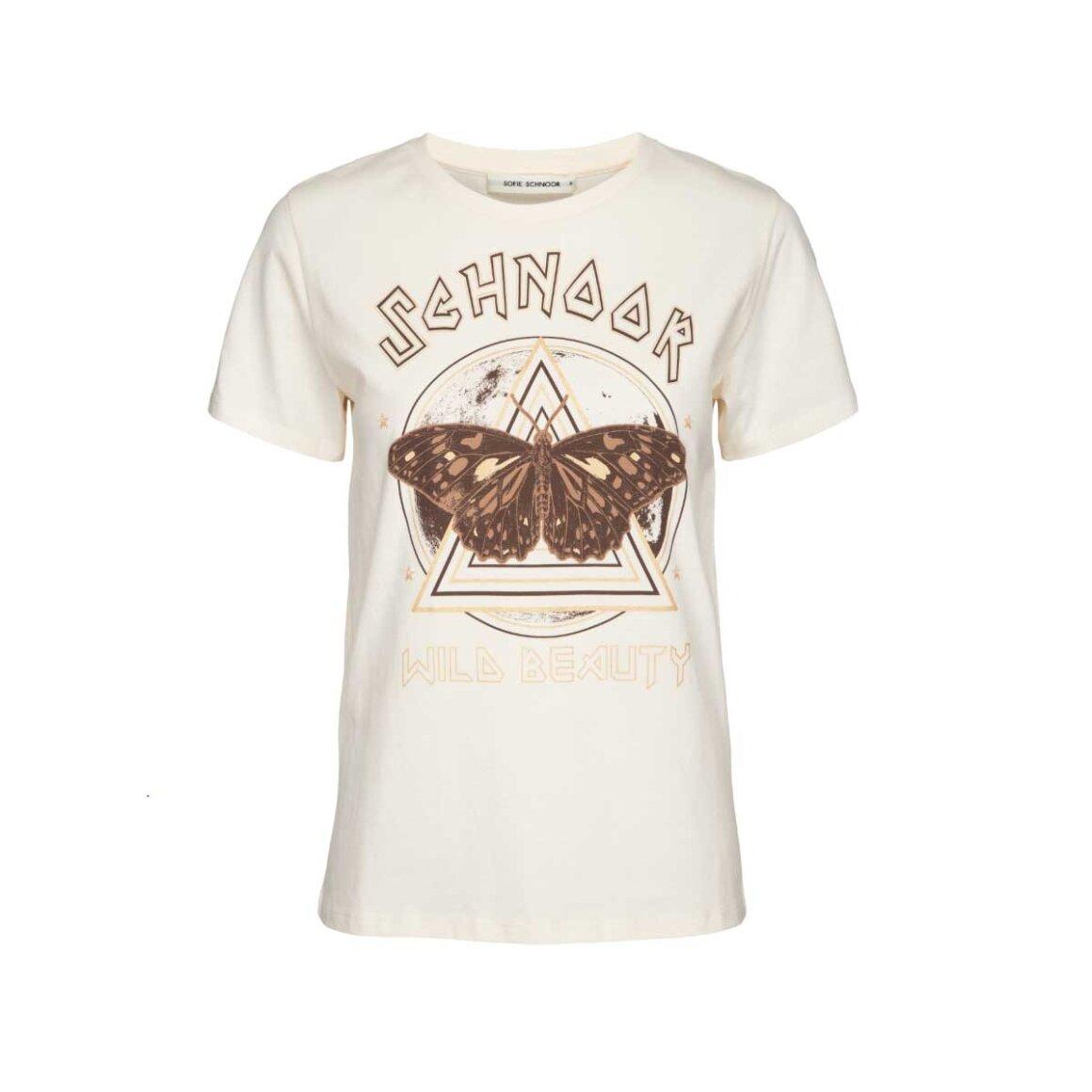 Sofie Schnoor Cady T-shirt off white S201332