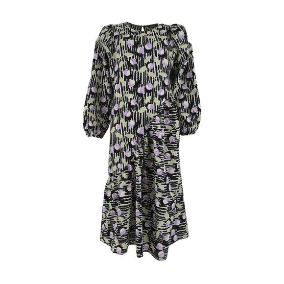 Black Colour - Black Colour Hally Kjole