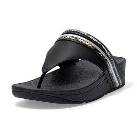Fitflop Olive Snake Sandal