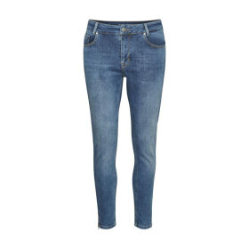 My Essential Wardrobe Celina Zip High Jeans