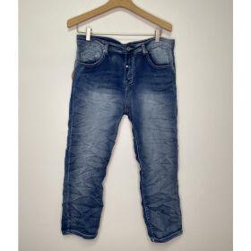 Love Sophy Capri Jeans