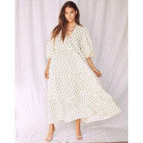 Co'couture Clover Floor Kjole