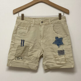 Love Sophy Patch Shorts