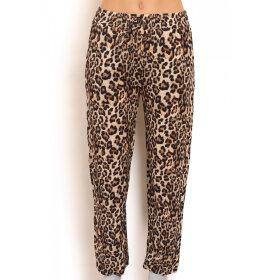 Copenhagen Luxe Leopard Bukser