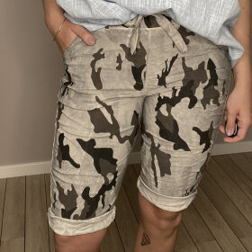 Love Sophy Camo Shorts
