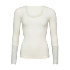 tim&simonsen Long Sleeve Lace T-shirt
