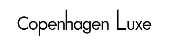 Copenhagen luxe